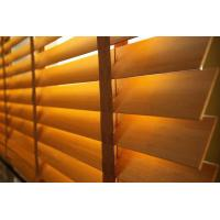 Buy cheap Wooden Venetian blinds Wood 1 from wholesalers