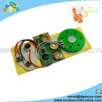 Buy cheap SM-203 Recordable sound chip for greeting card from wholesalers