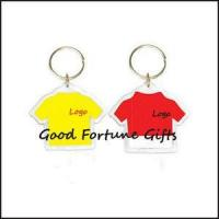 Buy cheap Customed Acrylic Keychain Keyrings from wholesalers