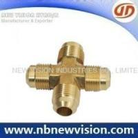 Buy cheap Brass Cross Pipe Fitting from wholesalers
