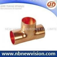 Buy cheap Solder Joint Copper Pipe Fitting from wholesalers