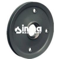 Buy cheap Hot-rolling Steel Pulley from wholesalers