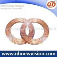 Buy cheap Copper Tube ASTM B280 Copper Pancake Coil from wholesalers