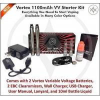 Buy cheap eGo Vortex Variable Voltage Electronic Cigarette Kit product