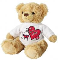 Buy cheap Valentine Toys Lovely Valentine plush toy Teddy Bear from wholesalers