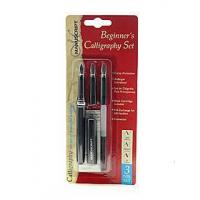Buy cheap 3 Nib Beginners Calligraphy Set from wholesalers