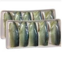 Buy cheap Frozen Mackerel Fillet (vinegar cure 60-80G) from wholesalers