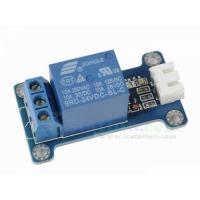 Buy cheap ICStation 24V 1-Channel Relay Module High Level Triger for Arduino from wholesalers