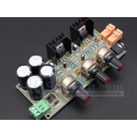 Buy cheap ICStation DIY Kit TDA2030A 2x18W 2.0 Double Track Amplifier product