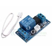 Buy cheap 12V 1-Channel Self-Lock Relay Module for Arduino AVR PIC from wholesalers