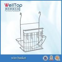 Buy cheap factory wall hanging wire basket product