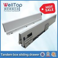 Buy cheap Soft close drawer slides/drawer channel/drawer runner from wholesalers