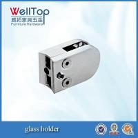 Buy cheap cabinet side mount glass holding clips from wholesalers