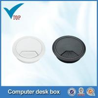 Buy cheap Round shape plastic desk cable grommet from wholesalers