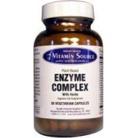 Buy cheap Vitamin Source Enzyme Formula 90 Veg Capsules from wholesalers