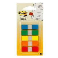 Buy cheap Post-it Flags, Assorted Primary Colors, 1/2 in Wide, 100/On-the-Go Dispenser product