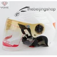 Buy cheap Scooter Motorcycle helmet w/ Lens, Reflective sticker product