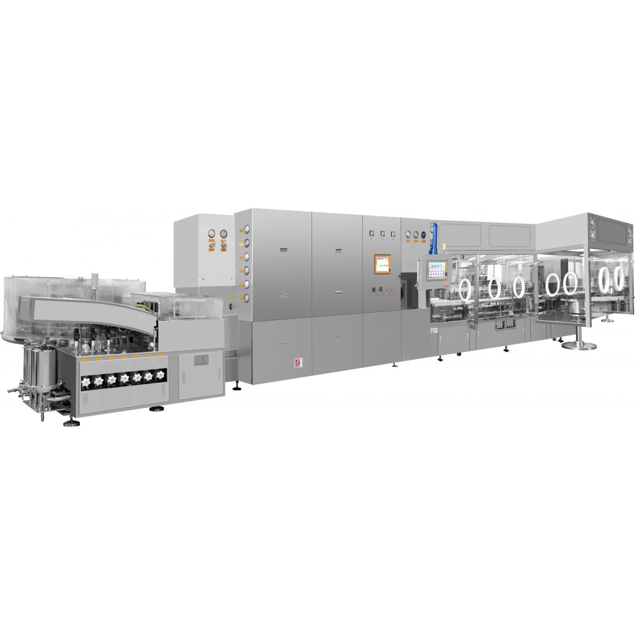 Buy cheap ALXD Ampoule And Vial Washing-Drying-Filling Production Line from wholesalers