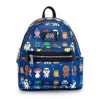 Buy cheap STAR WARS Loungefly x Star Wars Baby Character Blue Mini Backpack from wholesalers
