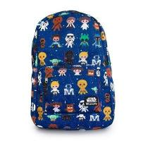 Buy cheap STAR WARS Loungefly x Star Wars Multi Baby Characters Backpack from wholesalers