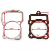 Buy cheap Cylinder Head Gasket for 200cc ATVs, Dirt Bikes from wholesalers