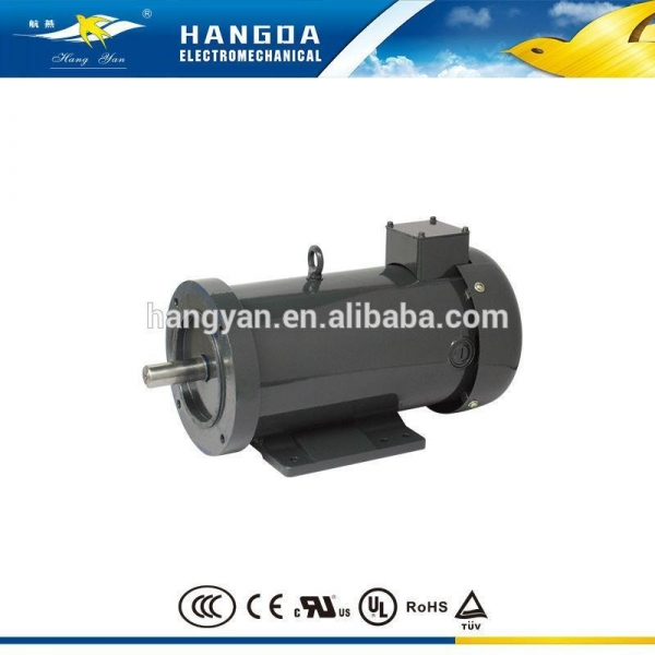 Hangyan high efficiency 1000w 24v high power brushed dc for High efficiency electric motors