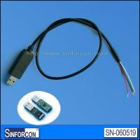 Buy cheap USB RS485 wire end usb rs485 from wholesalers