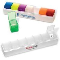 Buy cheap Pop Out 7-Day Custom Pill Box from wholesalers
