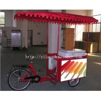 268L Hot sell - Solar Ice Cream Bicycle tricycle