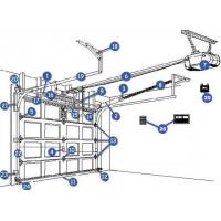 Buy cheap Garage Door Parts Diagram from wholesalers