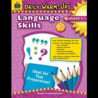 Buy cheap Language Arts Daily Warm-Ups: Language Skills Grade 5 TCR3995 from wholesalers