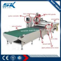 Buy cheap CNC Router CNC Router With Automatic Feeding from wholesalers
