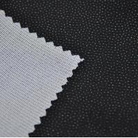 Buy cheap Tricot Knitted Woven Fusible Interlining from wholesalers