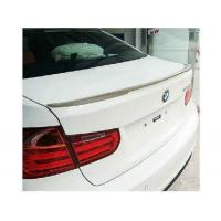 Buy cheap Performance Rear Trunk Spoiler fit for BMW F30 3-Series 4D Sedan 328i 335i 2012UP from wholesalers