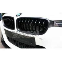 Buy cheap MATTE Black Grille Kidney for New 2012 UP BMW 3 Series Sedan F30 F31 328i 335i from wholesalers