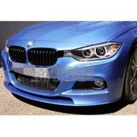 Buy cheap P Style FRONT LIP SPOILER FOR BMW F30 3-SERIES M-TECH FRONT BUMPER from wholesalers