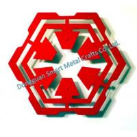Buy cheap STAR WARS SITH metal wall decoration Floating metal wall art sign in red finish from wholesalers