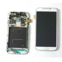 Buy cheap Complete Screen Assembly For samsung I9500 Galaxy S4 -White from wholesalers