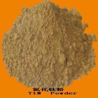 Buy cheap Special ceramic powder Titanium nitride powder from wholesalers