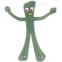 Buy cheap Gumby Bendable from wholesalers
