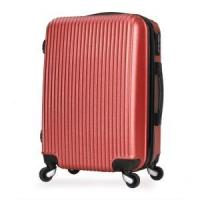 Buy cheap 009xc-009 cheap stock 3pcs abs trolley luggage case closeout mix container abs pc luggage travel bag from wholesalers