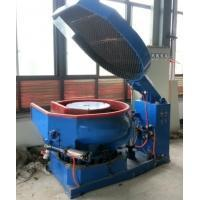 Buy cheap Vibratory finishing machine with free noise cover from wholesalers