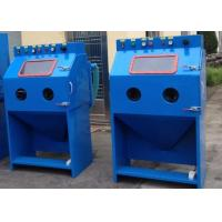 Buy cheap Small abrasive sand blasting cabinet from wholesalers