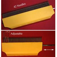 Buy cheap Adjustable Curved Transfer Combs for Brother Singer Knitting Mac from wholesalers