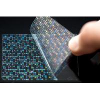 Buy cheap Invisible Hologram Tamper Evident Materials from wholesalers