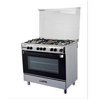 Buy cheap 5 burner 90*60 full gas oven FREE STANDING COOKENS from wholesalers