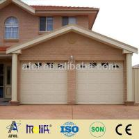 Buy cheap AFOL sectional garage doors design from wholesalers