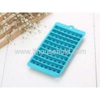 China festival ice cube tray heart and star ice tray on sale