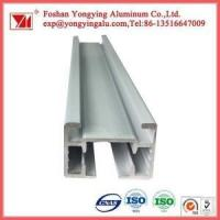 Buy cheap Aluminium curtain Track electrophoresis White from wholesalers