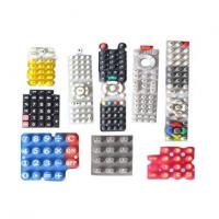Buy cheap Custom Industrial Telephone/Gaming Silicone Keypad from wholesalers